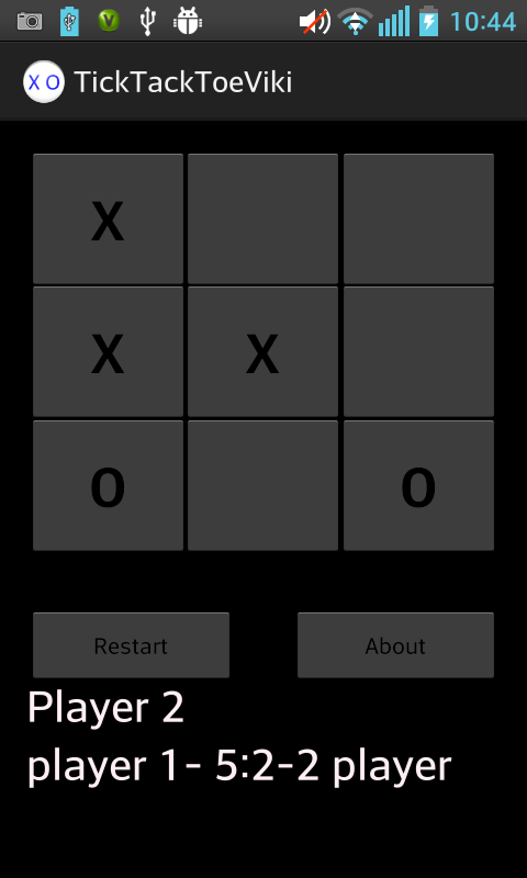 Tick Tack Toe by Vildan Tursic- screenshot