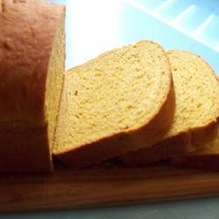 Pumpkin Yeast Bread.