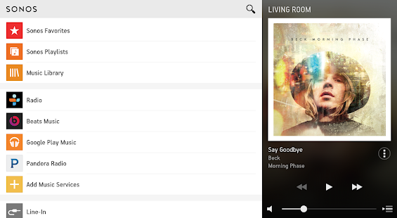 Sonos Controller for Android Screenshot 14