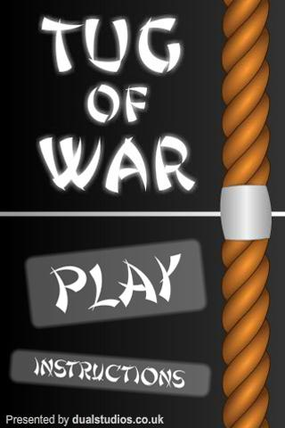 Tug Of War - screenshot