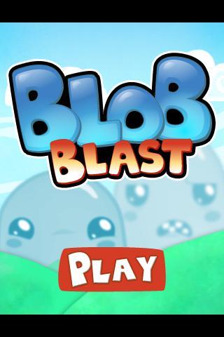 Blob Blast - screenshot