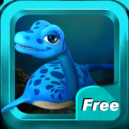 娱乐のトーキングプレシオサウルス LOGO-記事Game