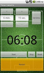 Timer Street Soccer- screenshot thumbnail