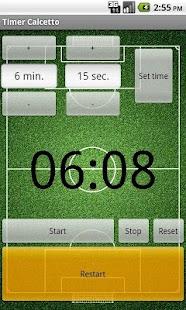 Timer Street Soccer - screenshot thumbnail