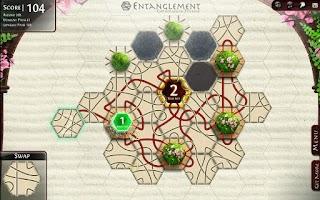Screenshot of Entanglement Beta