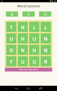 Word Connect - Word Puzzle screenshot