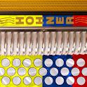 Hohner-BbEbAb  Acordeón icon