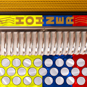 Hohner-BbEbAb Button Accordion