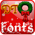 Christmas Fonts 4 Doodle Text! icon