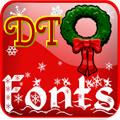 Christmas Fonts 4 Doodle Text!