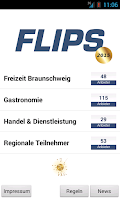 Screenshot of FLIPS