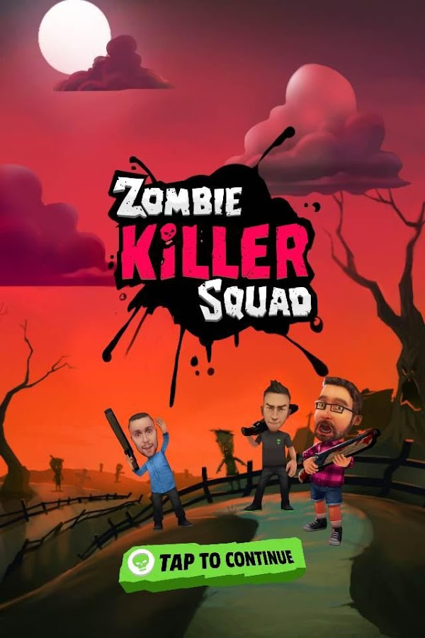 Zombie Killer Squad - screenshot