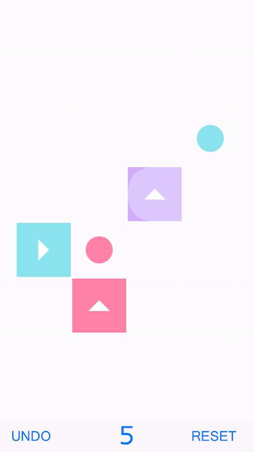 Game of Squares- screenshot
