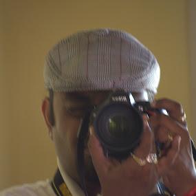 It's Me by Palak Patel - People Portraits of Men ( potrait, Selfie, self shot, portrait, self portrait )