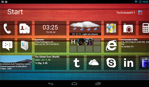 Home8+ like Windows 8 Launcher V5.2.1 Mod APK 9