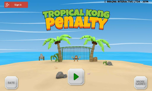 Tropical Kong Penalty