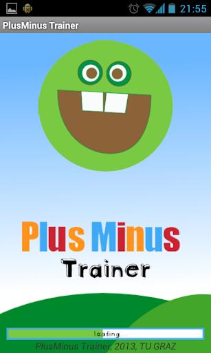PlusMinus Trainer