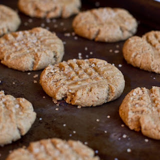 Auntie Angie's Soft Peanut Butter Cookies.
