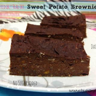 Healthy Sweet Potato Dessert Recipes.