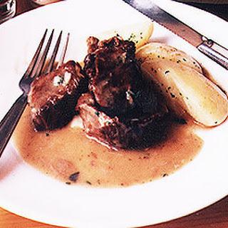 Bœuf à la Bourguignonne (Beef Stew Burgundy-Style)