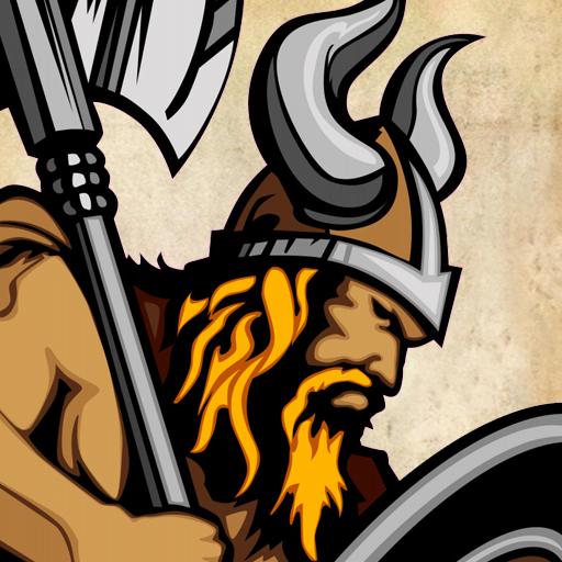Norse Gods & Mythology Guide LOGO-APP點子