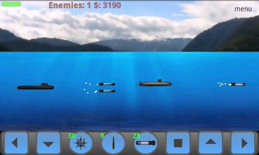 Submarine Attack! Arcade - screenshot thumbnail