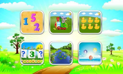 1А: Изучаем цифры для детей