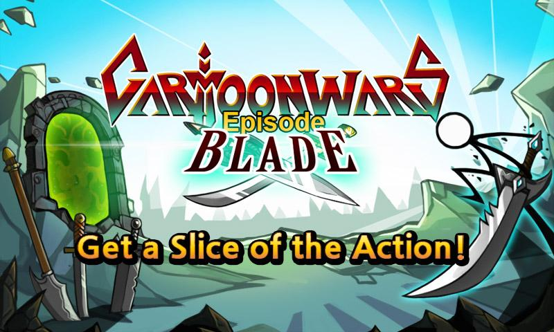 Cartoon Wars: Blade- screenshot