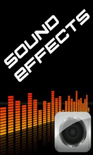 Sound Effects- screenshot thumbnail