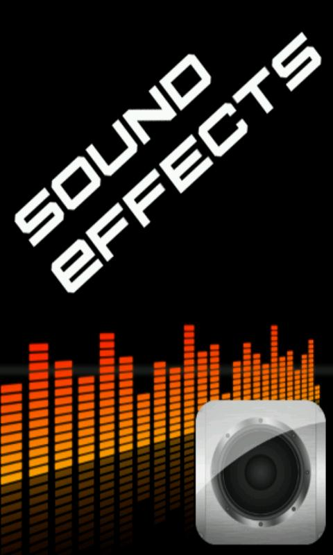 Sound Effects- screenshot