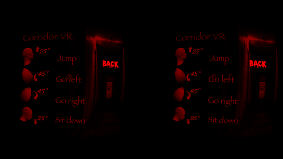 Corridor Evil VR - screenshot thumbnail