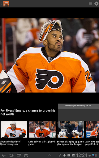 【免費運動App】Philly Pro Hockey-APP點子
