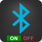 Bluetooth OnOff Toggle Widget