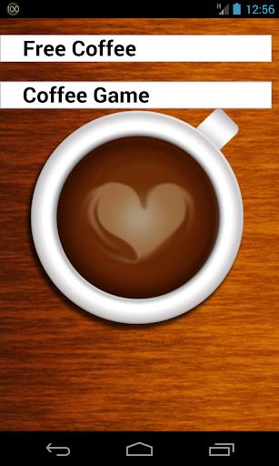 咖啡游戏免费