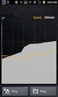 Screenshot of BikeTrack