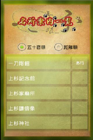 ぶらっと米沢旅- screenshot