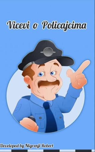Vicevi o Policajcima