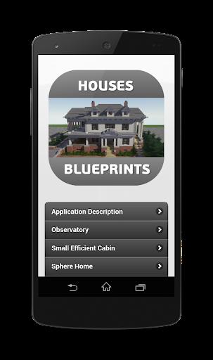 Houses Blueprints