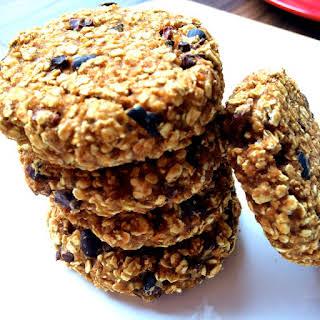 Healthy Breakfast Cookies.