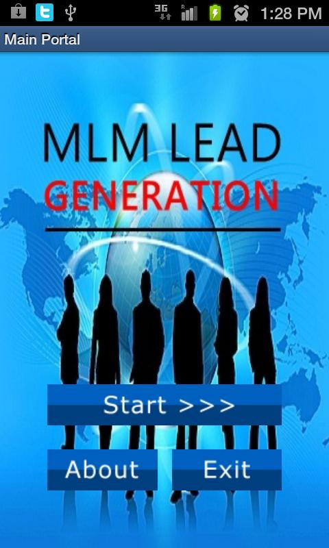 Generate Leads 4 Partylite Biz - screenshot