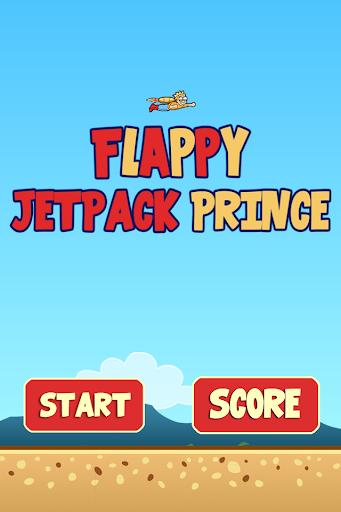 Flappy Jetpack Prince