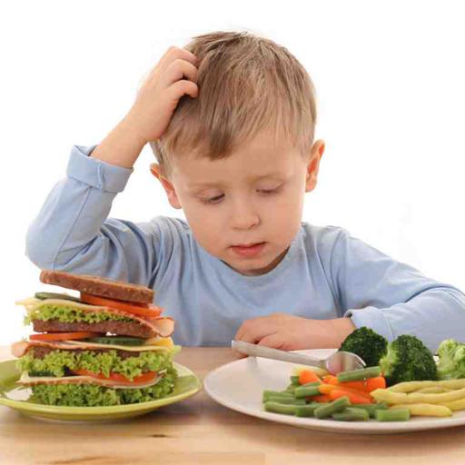 اكلات للاطفال