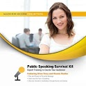 Public Speaking Survival Kit icon