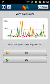 Monitor.Us Mobile - Android Screenshot 2