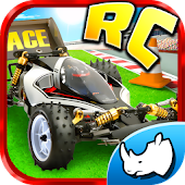 Rc Sports Car 3D Toy Racing