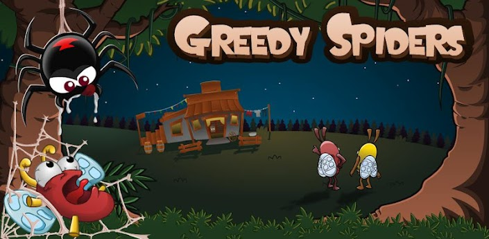 Greedy Spiders apk