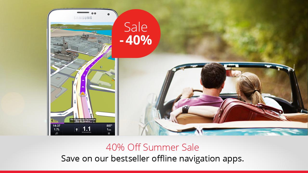 GPS Navigazione e Mappe Sygic - screenshot