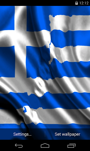Magic Flag: Greece