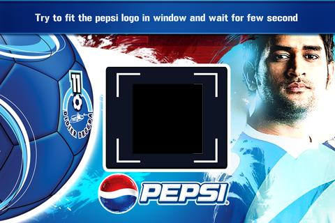 Pepsi Football Goalie - screenshot