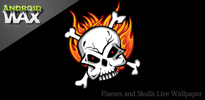 ★ Flames and Skulls apk